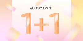 1+1 event